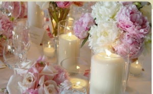 White Candles & Ivory Candles