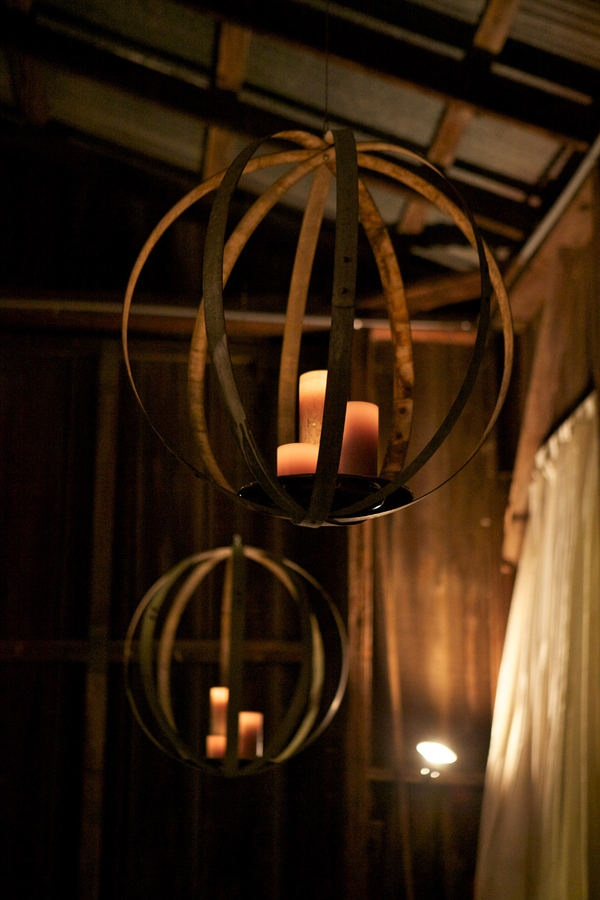 Rustic Candles